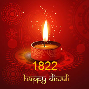 Diwali Wishes 1822